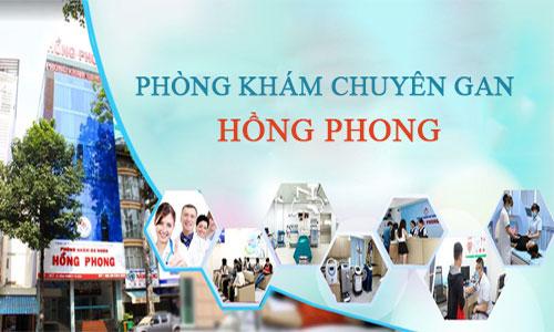Phòng khám gan mật Hồng Phong