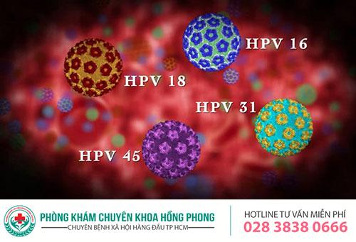 Virus HPV gây nên nhiều căn bệnh nguy hiểm ở người