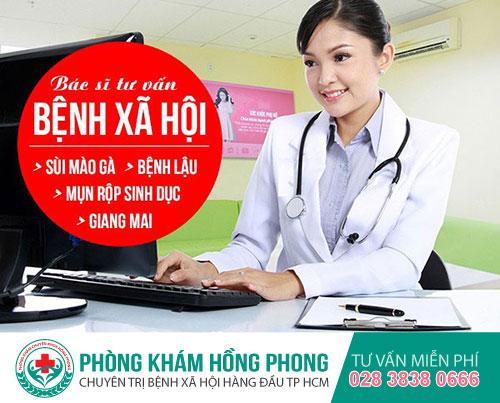 Bác sĩ tư vấn trực tuyến online
