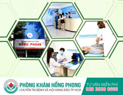 Địa chỉ điều trị lậu uy tín tại TP. HCM
