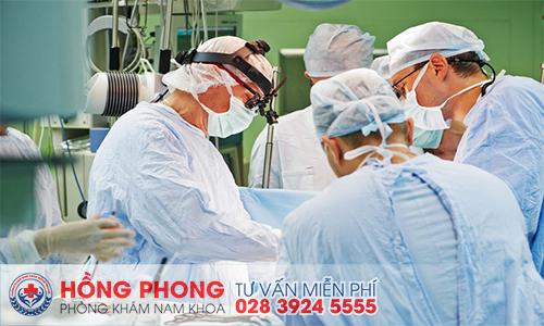 Điều trị nổi mẩn đỏ quy đầu do bệnh lậu tại PKĐK Hồng Phong