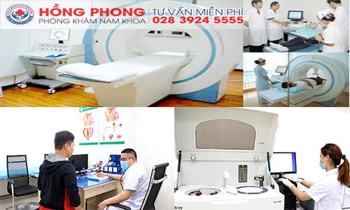 PKĐK Hồng Phong địa chỉ hỗ trợ điều trị dài bao quy đầu hiệu quả