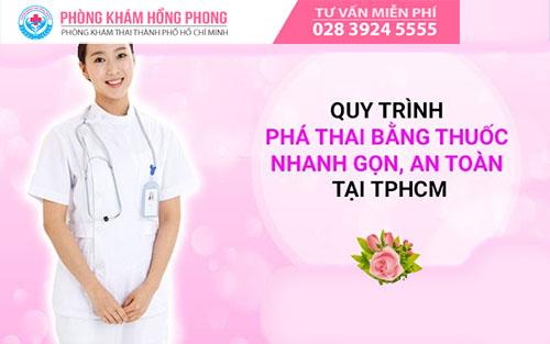 Phá thai 1 tháng tuổi bằng phương pháp phá thai bằng thuốc