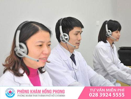 Hệ thống tư vấn trực tuyến luôn sẵn sàng phục vụ người bệnh 24/24h