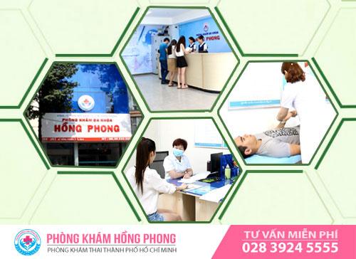 Đa khoa Hồng Phong - Cơ sở phá thai uy tín tại HCM