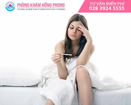 Phá thai không an toàn có thể gây vô sinh