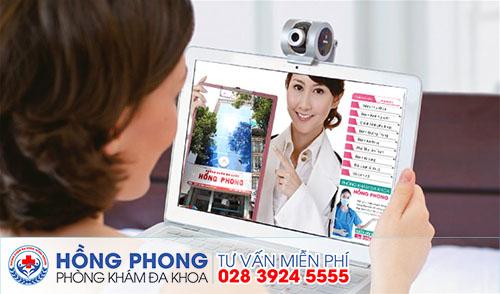 Phá thai an toàn tại PKĐK Hồng Phong