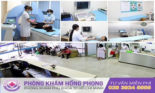 PKĐK Hồng Phong - nơi bạn có thể trao gửi sức khỏe và niềm tin