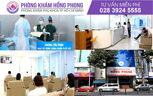 Điều trị khô âm đạo đạt hiệu quả cao tại phòng khám Đa khoa Hồng Phong