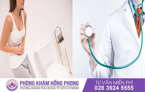Bệnh nhân nên thăm khám và điều trị kịp thời khi có triệu chứng của nhiễm trùng đường tiểu