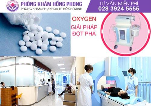 Điều trị bệnh viêm nấm âm đạo hiệu quả tại phòng khám Đa khoa Hồng Phong