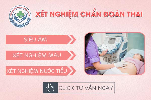 xét nghiệm mang thai
